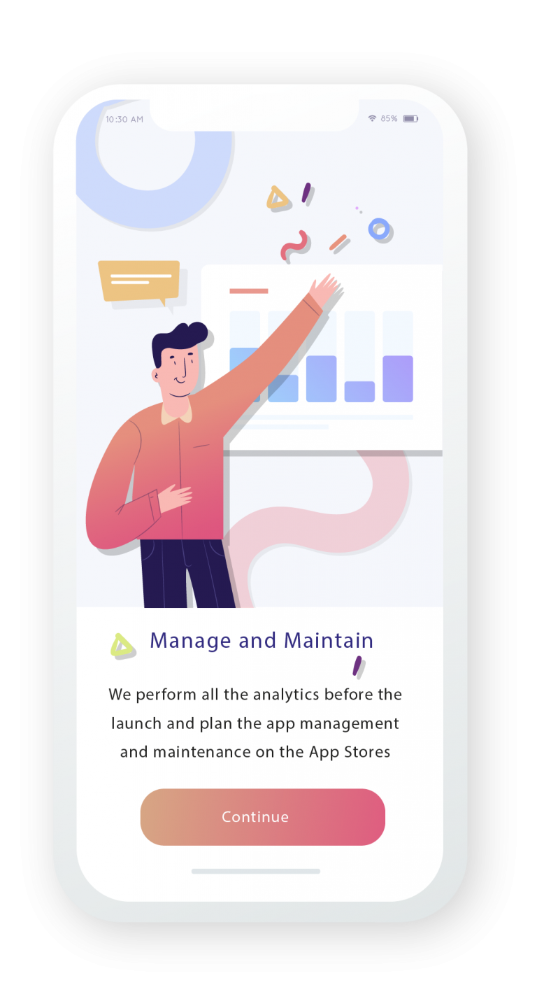 App comparison between as service system and traditional app development